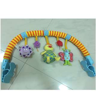 Taf toys Musical arch & touch