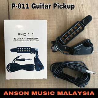 P-011 Acoustic Guitar Pickup