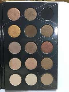 ZOEVA Nude Spectrum Eyeshadow Palette