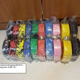 Motorcycle Crash Bar  BicycleHandle Bar Tapes.