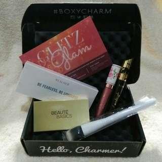 December Boxy Charm