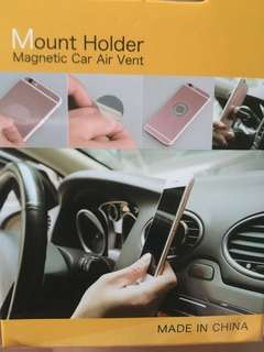 Magnetic Car Air Vent Holder