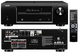 Denon AVR-1513  5.1-channel home theater receiver