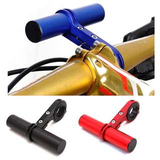 Electric scooter extender bar