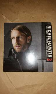 Richie Hawtin Sounds From Can Elles DJ mag audio CD #20under