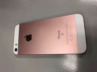 Iphone SE 16gb pink colour perfect condition