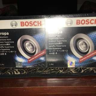 REPRICED Bosch Horn Europa (Silver)