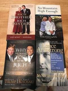 Books hardcover