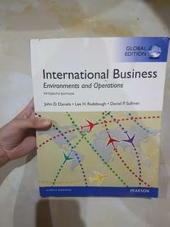 BUKU INTERNATIONAL BUSINESS