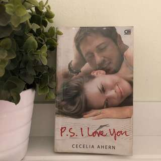 PS. I LOVE YOU by CECILIA AHERN