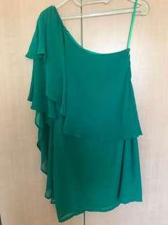 Off-shoulder Party Dress