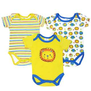 Rompers – BabyG LION 3Pcs Set