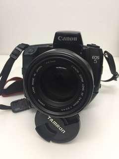Canon EOS 5 SLR Film Camera