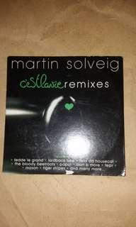 Martin Solveig c'est la vie remixes DJ mag audio CD #20under
