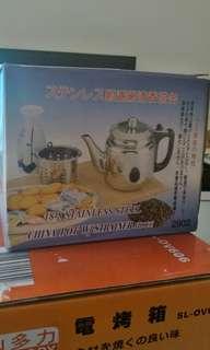 不繡鋼茶壺