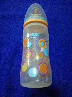 Preloved Nuk Orthodontic baby bottle