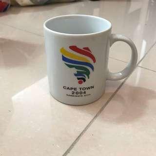 南非開普敦cape town紀念水杯