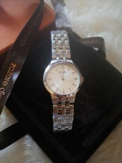 Zazare Diamond Watch