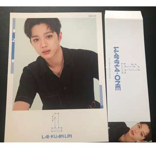 Wanna One GuanLin Cover & Sleeve