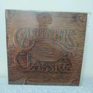 73至78年carpenters絕版lp黑膠唱片 美國版