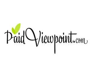 PaidViewpoint! Online Survey!