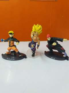 Bandai Action Figures Collectible