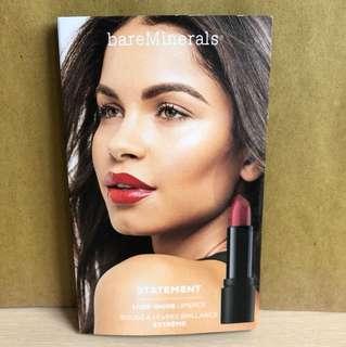 BareMinerals Lipstick Sample