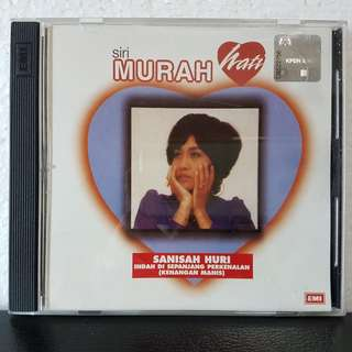 Malay CD》Sanisah Huri - Kenangan Manis