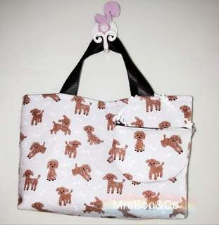 Customise tote bag