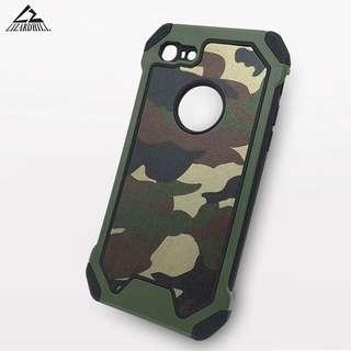 Camouflage iPhone 7 Plus 8 plus phone case