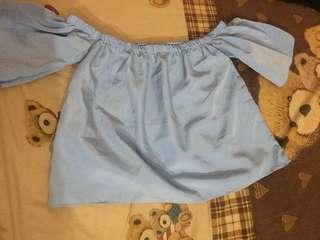 Sabrina baby blue