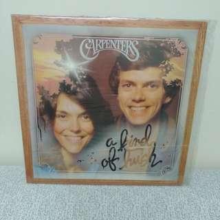 76年carpenters絕版lp黑膠唱片美國版