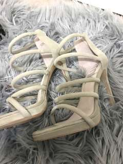 RMK nude heels