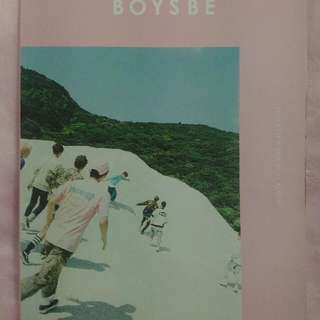 SEVENTEEN Boysbe photobook (pink)