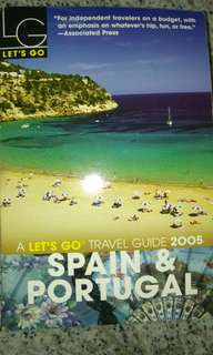 Spain & Portugal travel guide 2005