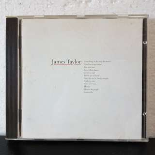CD》James Taylor Greatest Hits