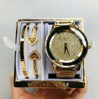 MK 三件套、可單錶👇🏻特價😍 $2150 保證100%正貨