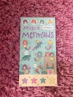 240 Mini Stickers <Magical Mermaids>
