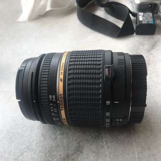 TAMRON | AF 18-250mm F/3.5-6.3 Di II LD Aspherical [IF] Macro | For CANON