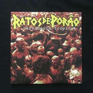RATOS DE PORAO VINYL LP