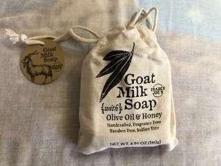 購於美國🇺🇸山羊奶🐑手工皂