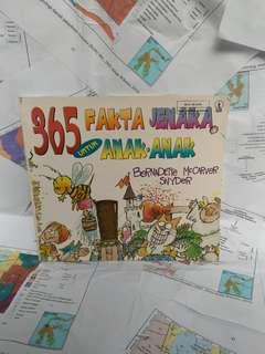 365 Fakta Jenaka untuk Anak-Anak