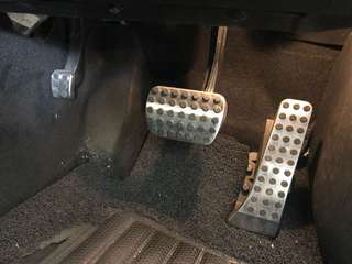 Mercedes Paddles