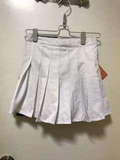 百摺裙 棒球裙