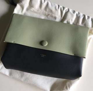 New! Authentic Celine Clutch
