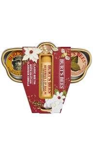 Burt's Bees Classic Bee Tin Holiday Gift Set