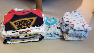 Baby Boys Clothes for Quick Grab
