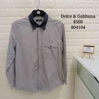Dolce & Gabbana Men Shirt