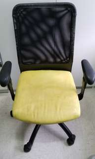 電腦椅 辦公室椅 連手柄 可調節高度