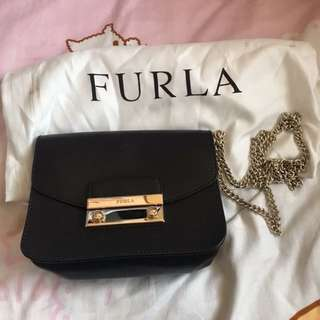 Furla mini bag (black)